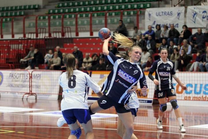 Leonessa Brescia in trasferta a Derthona - HandballTime ...