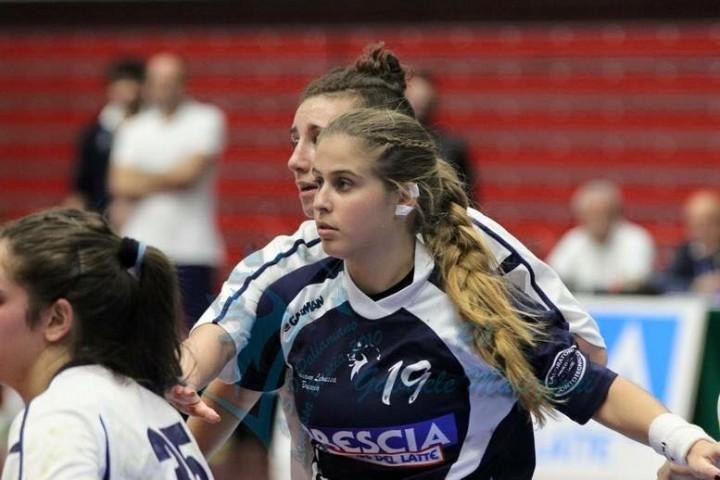 Leonessa Brescia, bella vittoria a Derthona - HandballTime ...