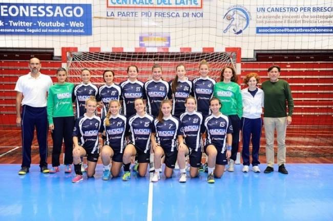 Leonessa Brescia, a Chieti per provarci - HandballTime ...