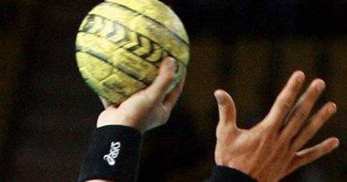 Handball Carpine, si comincia…