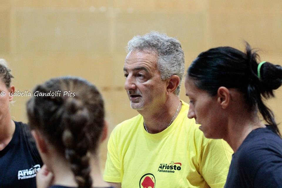 Ariosto, coach Di Vita lancia la sfida