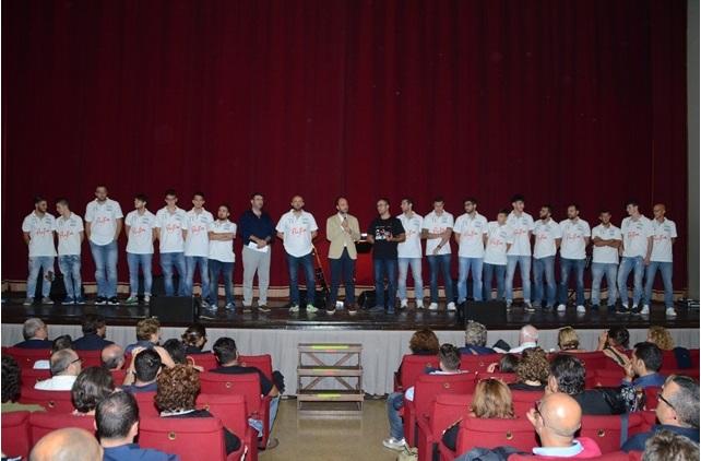 """Alla Junior Fasano il """"Premio Dolmen"""" 2016"""