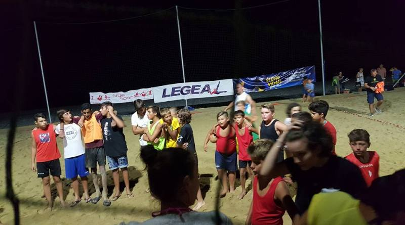 Torneo di Beachandball