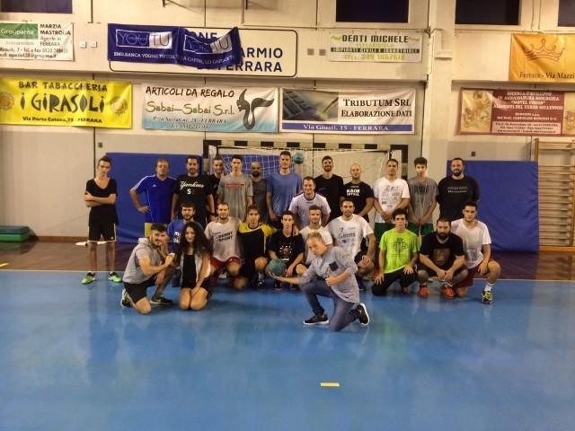 A2/M Ferrara United: una sera da pugili