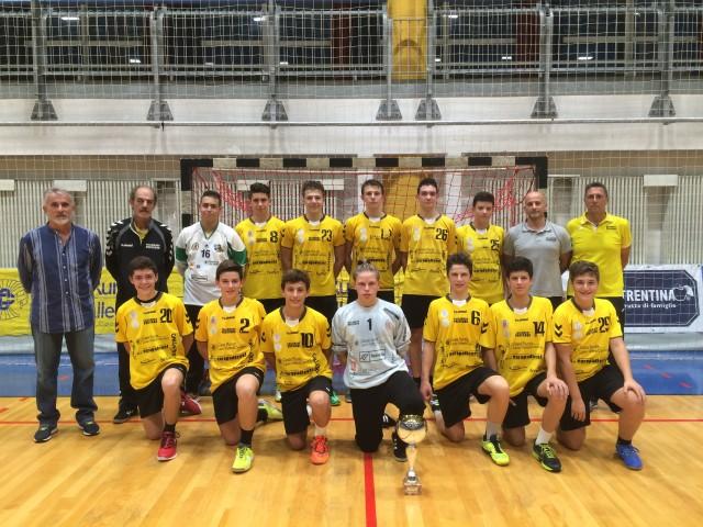 Pressano e Mezzocorona, due vittorie nei tornei giovanili del Palavis