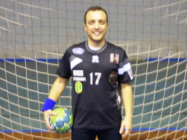 Handball Messina maschile, prosegue la preparazione