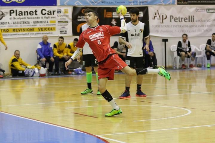 Cingoli, Matijasevic e Rubbo spingono per i play-off