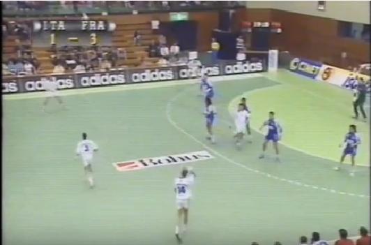 Italia vs Francia mondiali 97