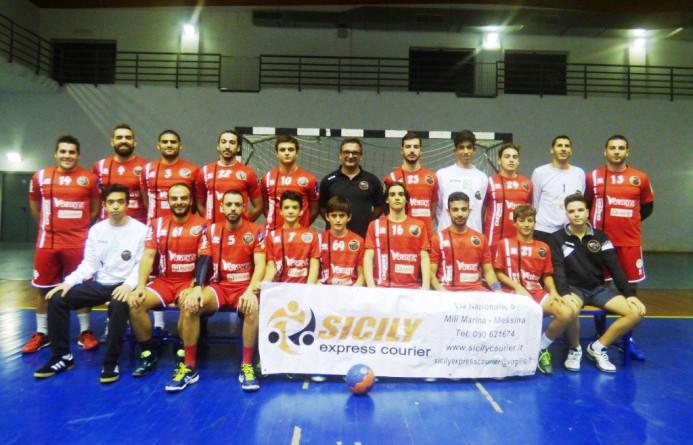 Formazione Handball Messina