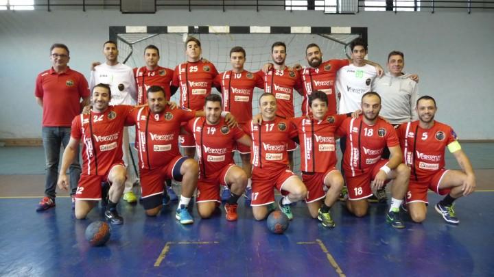 Handball Messina formazione gara 2