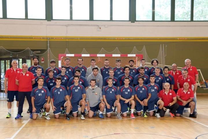I giovani del bologna stupiscono in casa del romagna handballtime lo spettacolo della pallamano - Casa del cuscinetto bologna ...