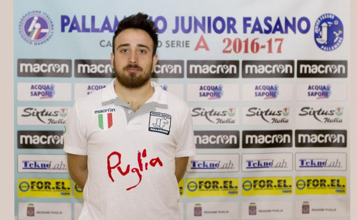 Giuseppe Crastolla Junior Fasano