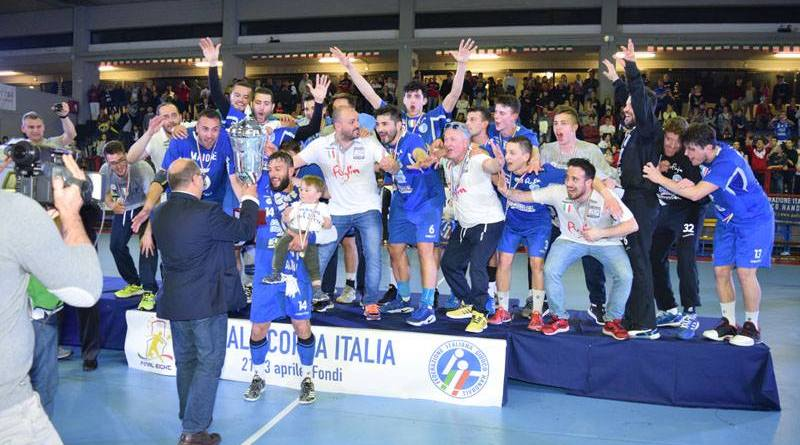 junior fasano coppa italia
