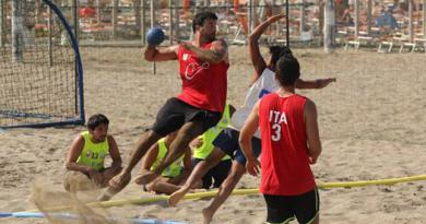 Campionati italiani Beach Handball, parte la caccia allo Scudetto