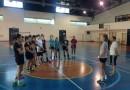 """Conclusione del IV Campus internazionale di pallamano """"Alessio Bisori"""""""