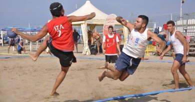 Beach handball: Grosseto pronto a difendere il titolo di Campione d'Italia