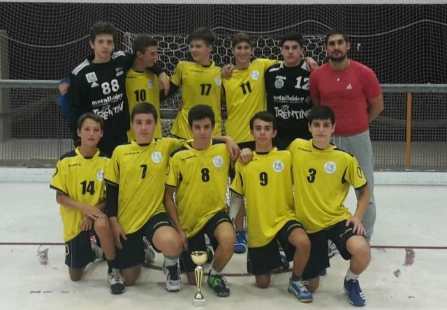 Mezzocorona squadra vince torneo Under 17 Modena
