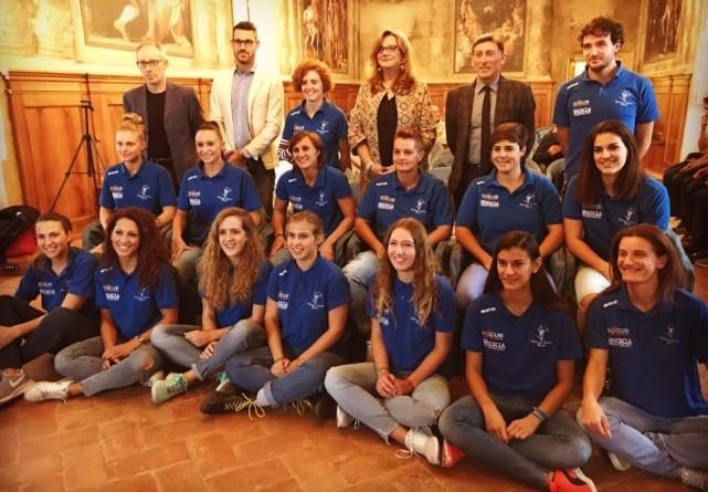 """La Leonessa Brescia sogna in grande: """"Obiettivo play off ..."""