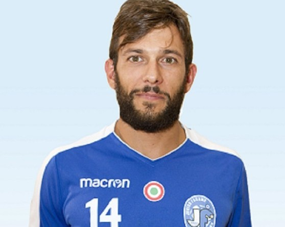 Flavio Messina azzurro