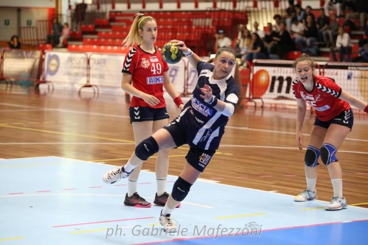 Leonessa Brescia, voglia di riscatto... - HandballTime ...