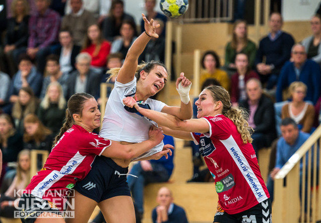 21-11-2017: Handbal: Morrenhof Jansen handbal Dalfsen v National Team Italië