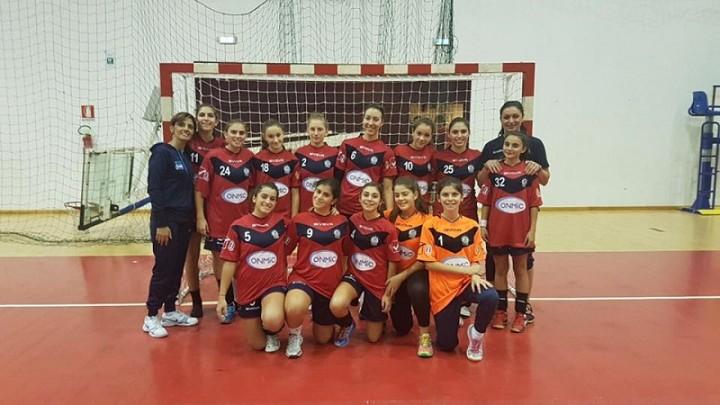 Onmic Salerno squadra