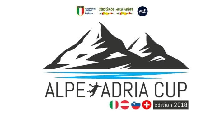 Alpe Adria Cup 2018 logo