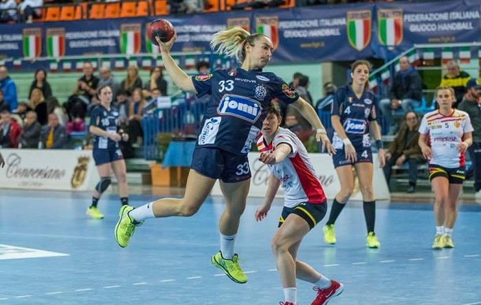 Valentina Landri Coppa Italia