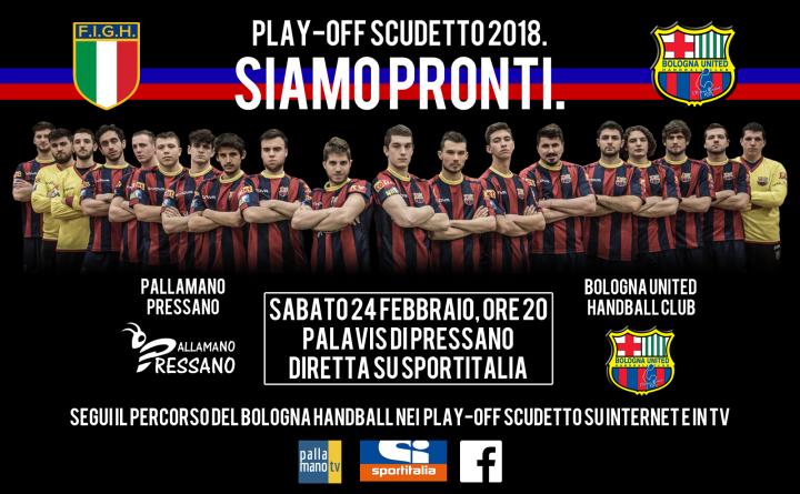 play-off scudetto prima partita box
