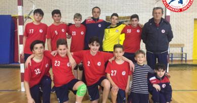 San Camillo Imperia under 15 maschile, i risultati nel campionato di categoria in Italia