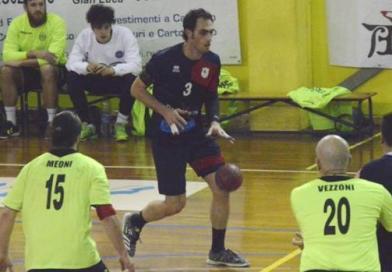 A2/M Pizzikotto Rubiera, ultima di campionato e applausi per Capitan Benci