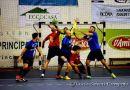 Serie B/M L' Handball Lanzara 2012 è la squadra Campione interregionale del campionato Lazio-Campania-Puglia-Calabria