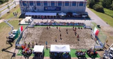 """Dal 29 Giugno al 1° Luglio: 3° Torneo di Beach Handball """"Città di Oderzo"""""""