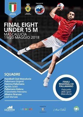 final under 15 maschile