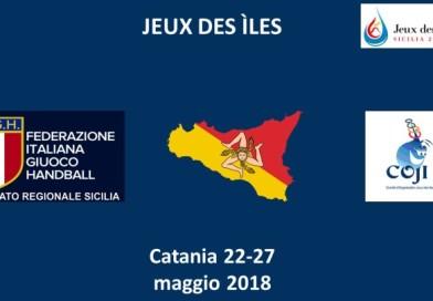 """Sicilia, al via i """"Giochi delle Isole 2018"""""""