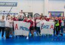Festa in casa Handball Lanzara 2012, è serie A2!