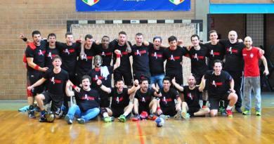 Spartans Handball gioisci: è A2!