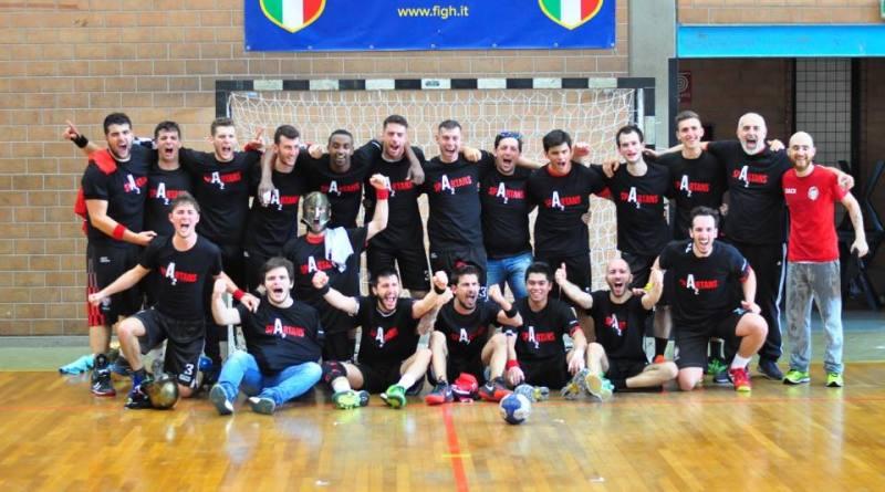 spartans handball