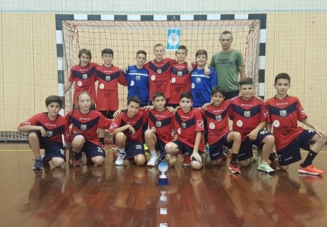 Foto Under 13 vincitrice Friendly Cup