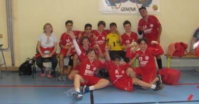 ABC Bordighera, tutto pronto per l'esordio alle finali nazionali U15 maschili