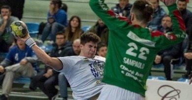 Alessio Lo Bello primo importante rinforzo per l'H.C. Mascalucia targata 2018-2019