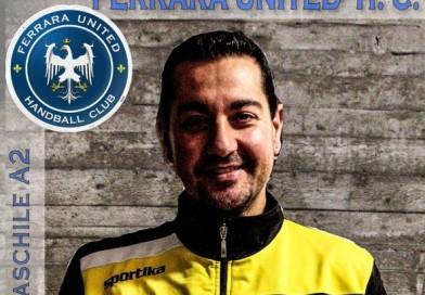 """Ferrara United, coach Ribaudo: """"Serie A2 molto più competitiva rispetto al passato"""