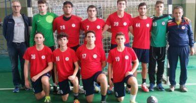 Under 19: vittoria per la Team Schiavetti Pallamano Imperia
