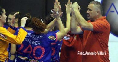 La Jomi Salerno vola in Russia, c'è il match di ritorno di EHF Cup