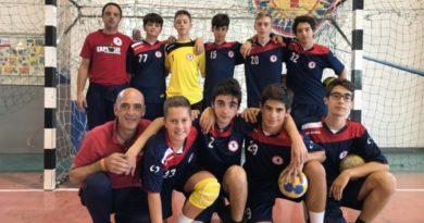 Team Schiavetti Imperia U15, sconfitta di misura contro l'OGC Nizza