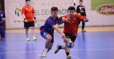 UNDER 19. UNA OTTIMA HANDBALL LANZARA SUPERA IL NEW CAPUA