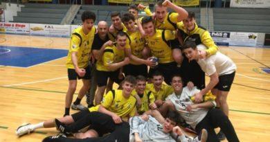 Pallamano Pressano Under 15 e 19 ben figurano a Torri, sorteggiati i gironi nazionali U19