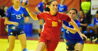 Qualificazioni EHF Euro 2020: Italia superata dal Montenegro a Pljevlja