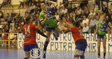 Vittoria sofferta della Jomi Salerno contro un'ottima Casalgrande Padana