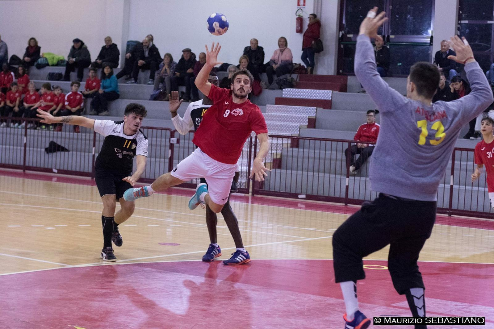 La Lions Teramo sfida la capolista CUS Palermo
